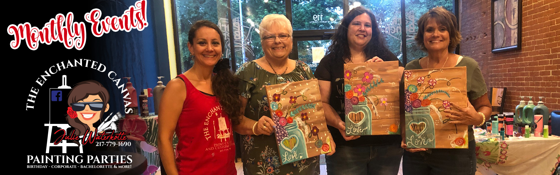 Quincy Illinois Painting Parties
