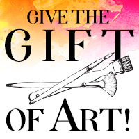 Enchanted Canvas Gift Certificates